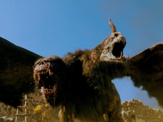 Wrath Of The Titans Chimera Featurette Uk