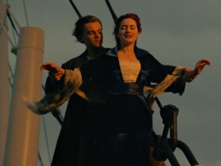 Titanic Im Flying