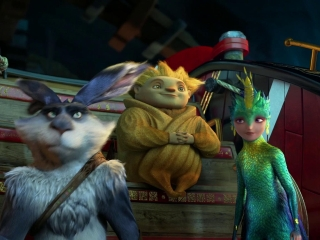 Rise Of The Guardians Trailer 1