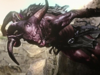 Wrath Of The Titans Minotaur Featurette Uk