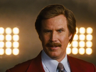 Anchorman The Legend Continues