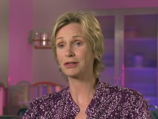 The Three Stooges Jane Lynch On The Story - The Three Stooges - Flixster Video