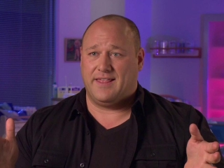 The Three Stooges Will Sasso On The Pressure Of Playing A Comedic Icon