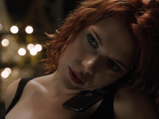 The Avengers: Black Widow Interrogation (Uk)