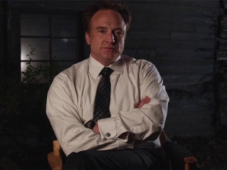 The Cabin In The Woods Bradley Whitford On The Story - The Cabin in the Woods - Flixster Video