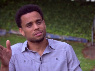 Think Like A Man Michael Ealy On The Script - Think Like a Man - Flixster Video