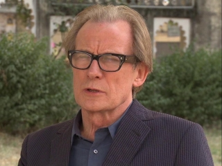 The Best Exotic Marigold Hotel: Bill Nighy On His Character