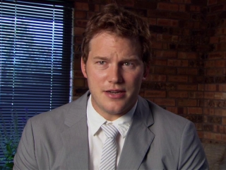 The Five-Year Engagement: Chris Pratt On His Character