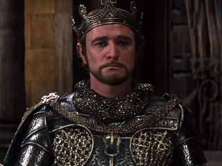 Camelot Richard Harris Extended Clip