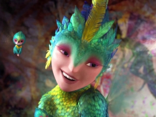 Rise Of The Guardians Mandarin Trailer 2 Subtitled