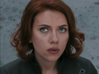 The Avengers: Black Widow Pod (Uk Featurette)