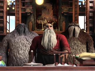 Rise Of The Guardians Russian Trailer 4