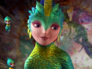 Rise Of The Guardians Thai Trailer 2 Subtitled