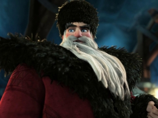 Rise Of The Guardians Romanian Trailer 4