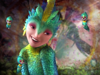 Rise Of The Guardians Finnish Trailer 4