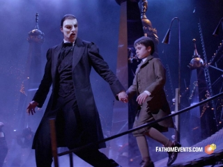 The Phantom Of The Opera And Andrew Lloyd Webbers Love Never Dies