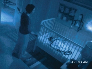 Paranormal Activity 3 Russian Trailer 1