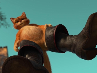 Puss In Boots Polish Trailer 12