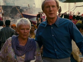 The Best Exotic Marigold Hotel: Bartering
