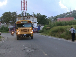 La Camioneta The Journey Of One American School Bus