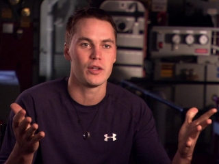 Battleship Taylor Kitsch On His Involvement