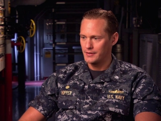 Battleship Alexander Skarsgard On The Dynamic Of The Two Brothers