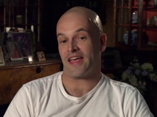 Dark Shadows Johnny Lee Miller On His Character - Dark Shadows - Flixster Video