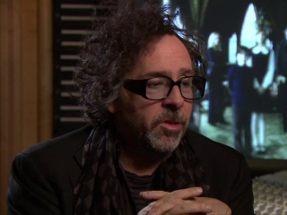 Tim Burton On The Attraction To The Film