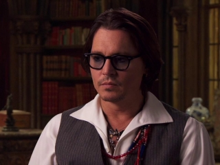 Johnny Depp On His Character