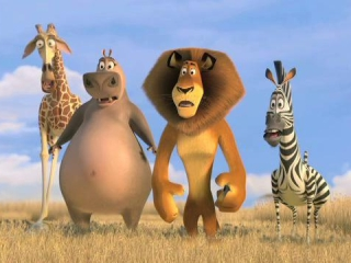 Madagascar Escape 2 Africa Norwegian Trailer 8