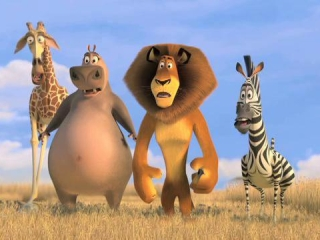 Madagascar Escape 2 Africa Danish Trailer 8