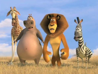 Madagascar Escape 2 Africa Cantonese Trailer 8