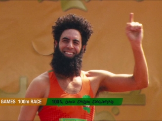 The Dictator (Hebrew Trailer 4 Subtitled)
