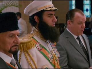 The Dictator (Norwegian Trailer 5 Subtitled)