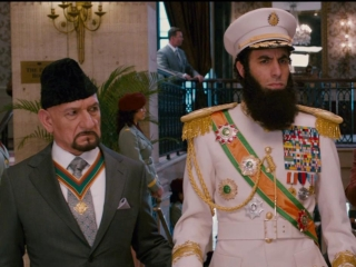 The Dictator (Slovenian Trailer 5 Subtitled)