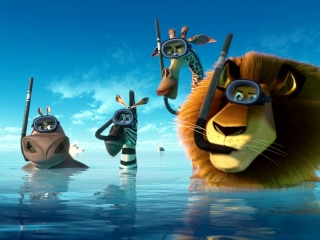 Madagascar 3 (Indonesian Trailer 8 Subtitled)