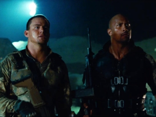 Gi Joe Retaliation Mandarin Trailer 8 Subtitled