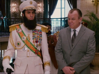 The Dictator (Ukrainian Trailer 4)