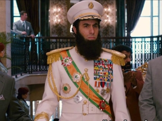 The Dictator (Serbian Trailer 4 Subtitled)