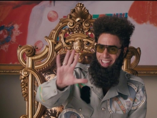 The Dictator (Hungarian Trailer 5 Subtitled)