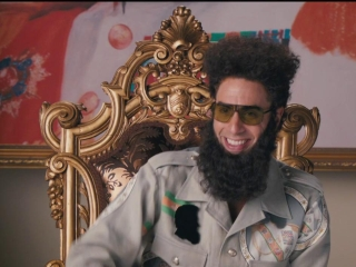 The Dictator (Polish Trailer 5 Subtitled)