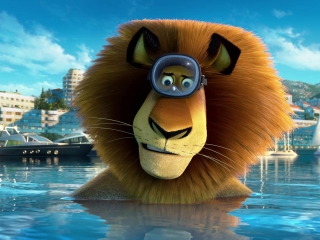 Madagascar 3 (Korean Revised Trailer 8)