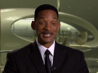 Men In Black 3 Will Smith On Josh Brolin - Men in Black III - Flixster Video
