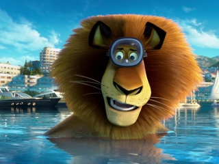 Madagascar 3 (Norwegian Trailer 8)