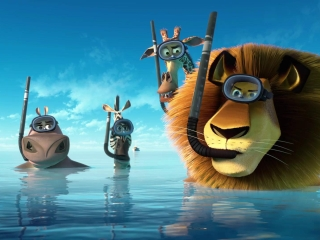Madagascar 3 (Latvian Trailer 8)