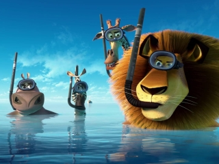 Madagascar 3 (Hebrew Trailer 8)