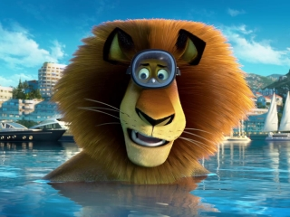 Madagascar 3 (Finnish Trailer 8)