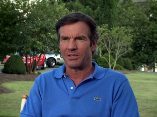 What To Expect When Youre Expecting Dennis Quaid On The Film