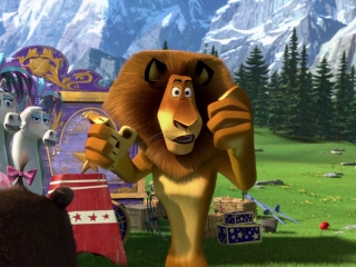 Madagascar 3 (Danish Trailer 8)