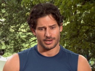What To Expect When Youre Expecting Joe Manganiello On His Character - What to Expect When Youre Expecting - Flixster Video